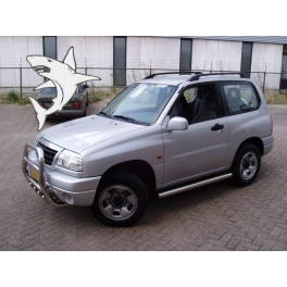 SUZUKI Grand Vitara Mk2 Side Bars B1 SSB01