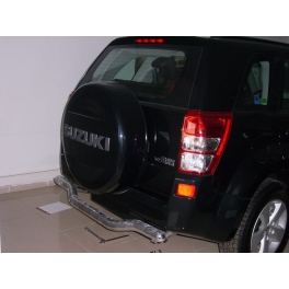 SUZUKI Grand Vitara Mk3 Rear Protection W-Bar RBG02