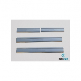 CITROEN C4 PICASSO Mk1  Door sills  Chrome S. Steel 304