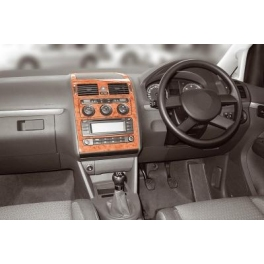 RHD VW Touran Mk1 Dash Trim Kit 3M 3D 11-Parts
