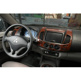 Mitsubishi L200 Mk4 Dash Trim Kit 3M 3D 11-Parts