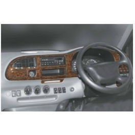RHD Ford Transit Mk5 Dash Trim Kit 3M 3D 8-Parts
