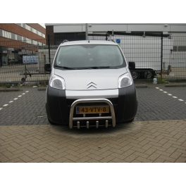 CITROEN Nemo Front Bull-Bar With Bottom Grille FGBM01