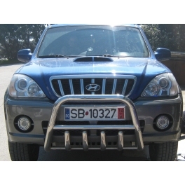 HYUNDAI Terracan Front Bull-Bar With Bottom Grille FGBM01