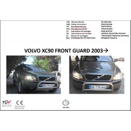 VOLVO XC-90 Front A-Bar FBBM01