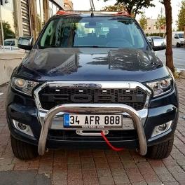 Ford Ranger 2016+ Front A-Bar FBBM01
