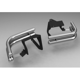 TOYOTA Land Cruiser 200 Rear Protection Double Bars RCB02