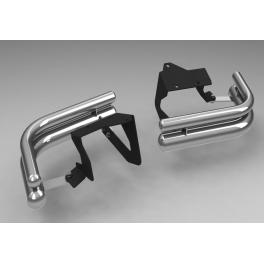 VOLKSWAGEN Transporter T5 Rear Protection Double Bars RCB02