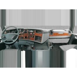Scania R-Series  Dash Trim Kit 3M 3D 54-Parts