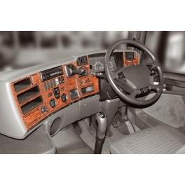 RHD Scania R-Series  Dash Trim Kit 3M 3D 46-Parts