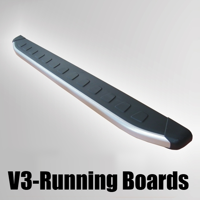 V3 Style Running Boards Premium Style