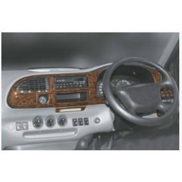 RHD Ford Transit Mk5 Dash Trim Kit 3M 3D 8-Parts
